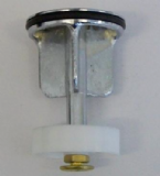 Pop up basin plug with Shuttle - 74000201